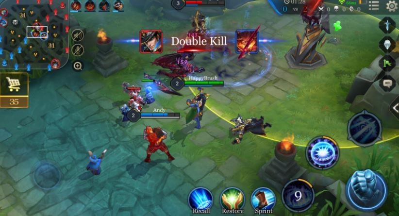 Arena Of Valor Luncurkan versi Closed Beta untuk Nintendo Switch