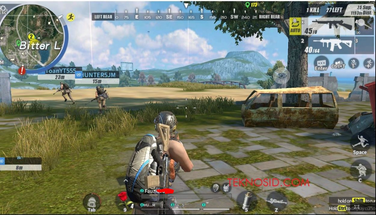 Cara Install Rules Of Survival di PC / Laptop Tanpa Emulator, Lebih Ringan!